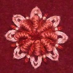 刺繍入りバッグチャームの画像 | 【かんたん刺繍教室】たった6つのステッチだけでらくらく刺繍上達ブログ