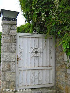 puerta marinera