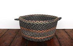 Pebble bright utility basket