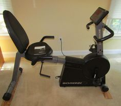 Schwinn 230i Exercise Bike with digital readout in very good working condition