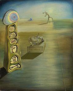 Untitled (Surrealist Composition) by Salvador Dalí, 1930.