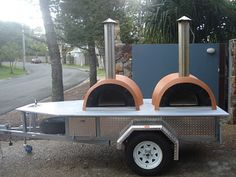 pizza oven catering - Google Search