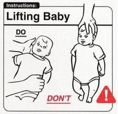 Wenn Eltern völlig auf dem Schlauch stehen: Diese 12 Baby-Tipps sind einfach zu witzig! | unfassbar.es | Seite 3