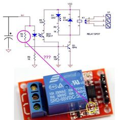 ogr ebay relay module missing resistor