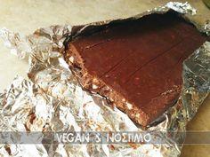Vegan & Νόστιμο: Vegan Σοκολάτα Γάλακτος ION Αμυγδάλου