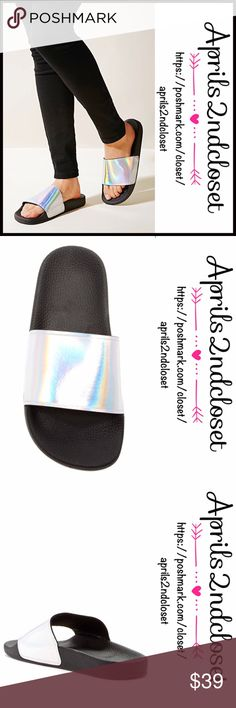 ⭐️❤️ FLAT SANDALS Slides Slip Ons **Additional Details & Photos will be added soon** NEW WITH TAGS RETAIL PRICE:   ITEM:   *   *   *   *   *   *    Material:  Color:  Item#:   No Trades ✅ Offers Considered*✅ *Please use the blue 'offer' button to submit an offer SIXTYSEVEN Shoes Sandals
