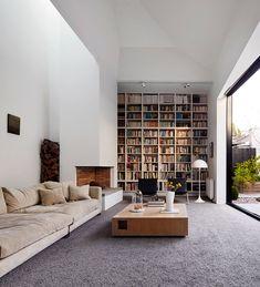 [완벽한 단독주택의 리노베이션_수영장을 더하다] 2015년 AIA 빅토리아 건축상을 받은 주택으로 멀티 세...