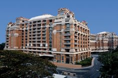 The world's largest LEED Platinum-rated Green 5 Star Luxury Hotel - ITC Grand Chola