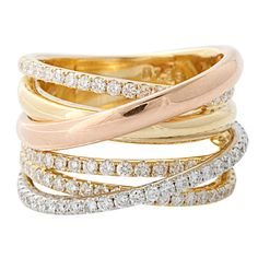 1stdibs - Diamond Gold Ring explore items from 1,700 global dealers at 1stdibs.com