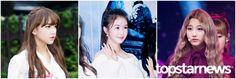 [HD테마] 추석특집 아육대를 빛낸 체조 요정 3인성소-차오루-예인 #topstarnews