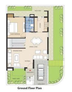 sensational design 14 duplex house plans for 30x50 site east facing