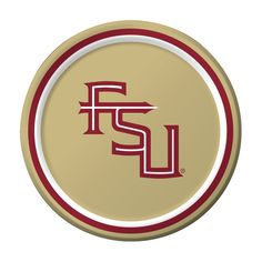 Florida State Univ 7 Inch Lunch Plates/Case of 96 Tags: Florida State University; Lunch Plates; Collegiate; Florida State University Lunch Plates;Florida State University party tableware; https://www.ktsupply.com/products/32786325047/Florida-State-Univ-7-Inch-Lunch-PlatesCase-of-96.html