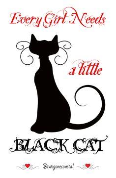 ❤️ Black =^-^= Catz ❤️ @twogonecoastal