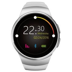 Share and Get It FREE Now | Join Gearbest |   Get YOUR FREE GB Points and Enjoy over 100,000 Top Products,KingWear KW18 Smartwatch Phone