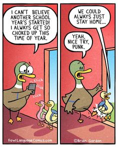Comic Sums Up Life Of Parenthood And It Is Brutal