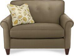 Laurel Chair & A Half by La-Z-Boy