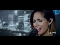 """Moriah Peters """"You Carry Me"""" LIVE at K-LOVE - YouTube Christian Singers, Christian Music Videos, Christian Movies, Praise Songs, Praise And Worship, K Love Songs, Moriah Peters, K Love Radio, Then Sings My Soul"""