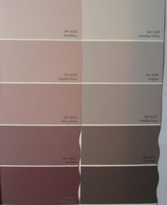 altrosa-wandfarbe-farbe-nuance-farbpalette-grau-muster old rose-color wall-color-nuance-color palette-gray pattern Bedroom Colors, Bedroom Decor, Old Rose Color, Gray Color, Pink Color, Murs Roses, Gris Rose, Pink Walls, Interior Paint
