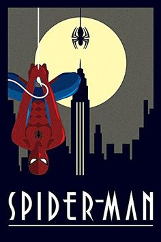 Empireposter - Marvel - Deco - Spiderman Hanging - Größe ... https://www.amazon.de/gp/product/B00LT3TPLM/ref=as_li_tl?ie=UTF8&camp=1638&creative=6742&creativeASIN=B00LT3TPLM&linkCode=as2&tag=creatingcas0f-21