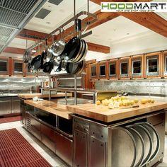 Restaurant Kitchen Ventilation Design hoodmart | restaurant equipment | pinterest | exhaust hood