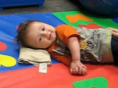 Infant Phys Therapy - Torticollis exercises_Part2