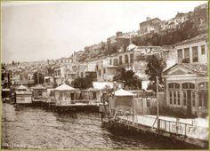 Asansör'e bakış Greek History, Old City, Vintage Photography, Paris Skyline, Istanbul, City Photo, Old Things, Pictures, Travel