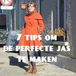 7 tips om de perfecte jas te maken