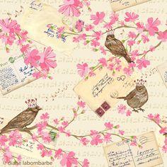 Diane Labombarbe - Fabric Design