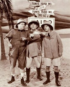 Anyone remember them? I Loved every single episode as a child.  I think they helped shaped who I am today...LOL!!!!! (The Three Stooges)