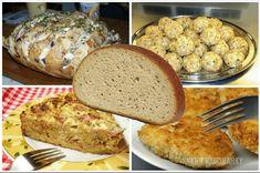 Starší chlebík máme doma z času na čas všetci, prinášame vám však niekoľko nápadov, ako s ním naložiť netradične. namiesto obaľovania vo vajíčku či mletia na strúhanku skúste tieto vynikajúce nápady! Syr, Bread, Food, Brot, Essen, Baking, Meals, Breads, Buns
