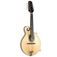 Paris Swing Mandolin Nuages Natural