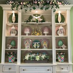 Valerie Parr Hill, Kitchen Hutch, Beautiful Homes, Bookcase, Give It To Me, Easter, Opportunity, Furniture, Instagram