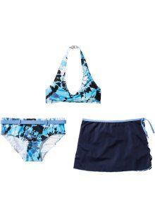 Zwemshort, bpc bonprix collection, blauw sterretjes