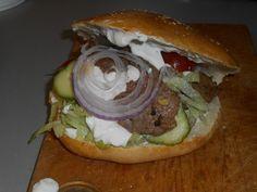 Li Bor poslal Doener KEBAB a piše: Majkl ďakujem za výborný recept na kebab! Bol fakt geniálny :)   Díky za foto Li Bor!