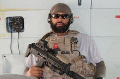 Honoring Navy SEAL Kevin Houston