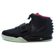 Nike Air Yeezy 2 - Black