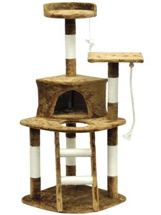 Homessity HC-008 Light Weight Economical Cat Tree Furniture * Save this wonderfull item : Cat Tree and Tower