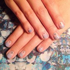 3 ideas para mani en verano. #summer #nails #colors #ideas #mani #thetaispa
