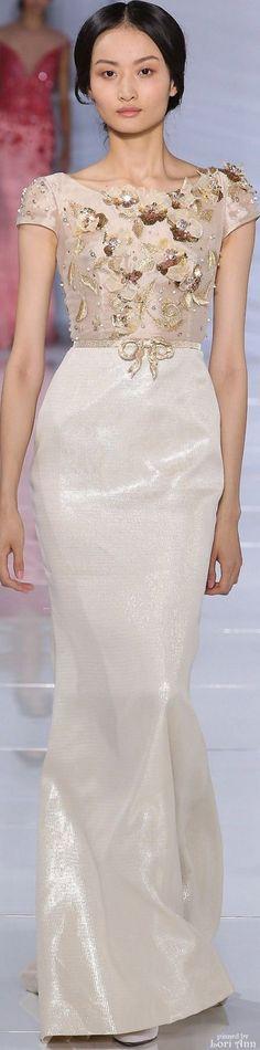 Georges Hobeika Couture Fall 2015   Be inspired www.luxxu.net #interiordesign, luxury fashion, #fashiontrends #trendyfashion