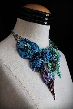 LOVE IS BLUE by carlafoxdesign on Etsy, $345.00