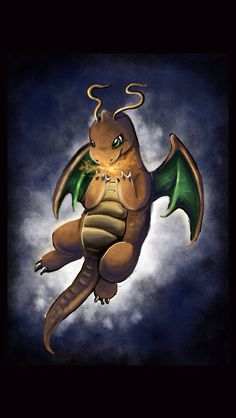 Dragonite ♥ real dragon :D Dratini Pokemon, Pokemon Dragon, Pikachu, Pokemon Pins, All Pokemon, Pokemon Stuff, Nintendo, Kino Film, Cute Disney Wallpaper