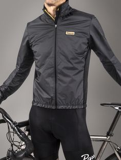 Passione Jacket | La Passione Cycling Couture