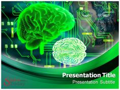 # Human Memory PowerPoint Template is useful to make presentation related to the theme based presentation.