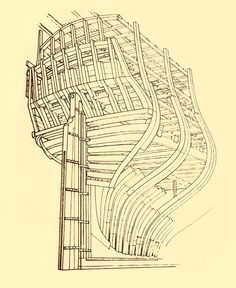 ship construction diagram - Google Search