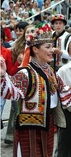 Ukrainian national outfit, from Iryna with love