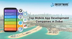 OMSOFTWARE provides information on Top Mobile App Development Companies in Dubai. Companies In Dubai, Mobile App Development Companies, Technology, Top, Tech, Tecnologia, Crop Tee