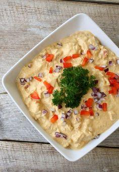 Da eg posta oppskrift på rødbetalat og italiensk salat var dei fleire som etterspurte kylling. Tapas, Norwegian Food, Recipe Boards, Food For Thought, Sandwiches, Food Porn, Good Food, Food And Drink, Low Carb