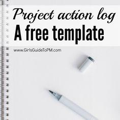 Free action log