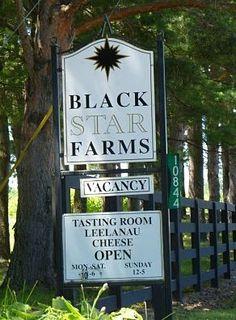 Black Star Farms Winery, Suttons Bay, MI