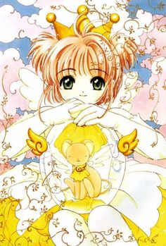 Cardcaptor Sakura...the first manga I ever read